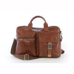 Document leather bag.
