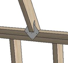 Here is a guide to nails and fasteners that are commonly used in building sheds