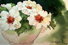 Asaz flora y fauna: RoseAnn Hayes, flores, flora