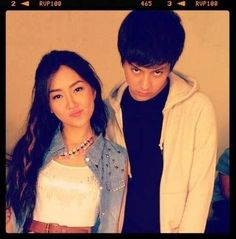 Mr. and Mrs. Wacky! #kathniel #GotToBelieve  <3