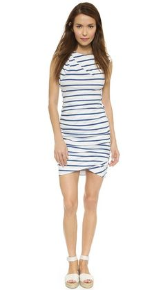 Pam & Gela Twisted Dress