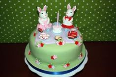 Sylvanian family cake - Google Search
