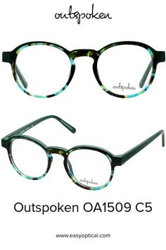 OUTSPOKEN OA1509 C5 Eyewear, Glasses, Easy, Style, Fotografia, Swag, Eyeglasses, Eyeglasses, Sunglasses