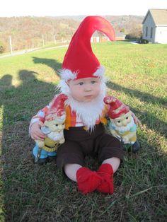 gnome baby (Halloween Baby Photo Contest - Mom365)