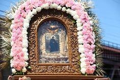 Orthodox Christianity, Faith In God, Saints, Floral Wreath, Angel, Wreaths, Frame, Decor, Icons