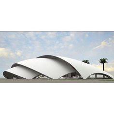Stadium Architecture, Parametric Architecture, Pavilion Architecture, Futuristic Architecture, Sustainable Architecture, Art And Architecture, Architecture Details, Chinese Architecture, Residential Architecture