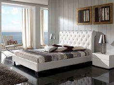 Febrero es el mes de la nieve y del frío, del color blanco. Por eso desde Dugar Home te proponemos una selección de nuestras mejores camas, todas ellas en el color más luminoso y más combinable para tu hogar. #diseño #hogar #decoración #interiores #camas #DugarHome