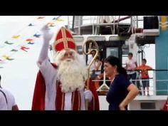 Intocht Sint Nicolaas Oranjestad Aruba 2012