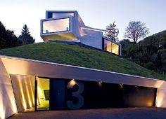 Villa Am See – Swiss villa of James Bond