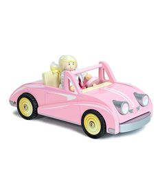 Loving this Pink Coupé & Chloe Doll on #zulily! #zulilyfinds