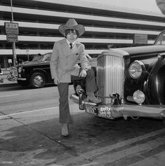 English stage and screen actor Jack Wild at London Airport, 22nd... News Photo | Getty Images