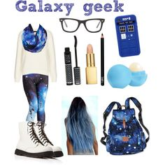 I'm actually wearing a scarf like that right now......but with a black sweatshirt and galaxy vans