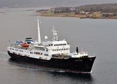 Lofoten, Cruise Ships, Boats, Ms, Ocean, Ships, Beautiful Landscapes, Photo Illustration
