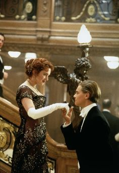 Titanic, Kate Winslet, Leonardo