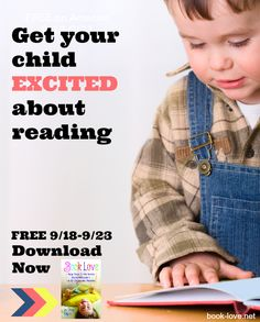 Do you have a reluctant reader? You'll love the ideas in Book Love -- FREE today on Kindle. #kindle #literacy #edu