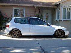 1992 Honda Civic EG hatchback