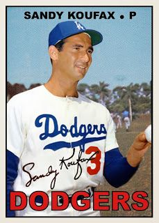Sandy Koufax (former pitcher of the Los Angeles Dodgers). Dodgers Baseball, Dodgers Nation, Baseball Players, Baseball Park, Football, Old Baseball Cards, Sandy Koufax, Better Baseball, Baseball Stuff