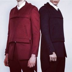 Special suits   #specialedition #suits #red #Black #original #menswear #mensfashion #trendy #top #igers #mood #Vogue #magazine #inspiration #lookbook #models #guys #boys #photography #fashiontips