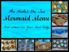 More mermaid food ideas