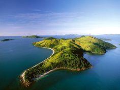 Les îles #Whitsunday et la Grande Barrière de Corail, #Australie