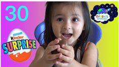 30 PLUS Kinder Surprise Eggs!!! Opening Kinder Surprise Eggs Toys Review- Kid Fun Game . Thanks for joining Evren to open 30 plus Kinder Surprise eggs and guess what Surprise Toys are?? Great Video for Kids and Fun Game for whole Family love Toy Surprise. Thanks for watching. Please SUBSCRIBE for more Kinder Surprise Eggs Opening, new videos posted weekly. http://www.youtube.com/c/EvrenAdventures?sub_confirmation=1