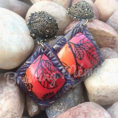 Polymer Clay Jewelry, Brewing, Pendant Necklace, Instagram Posts