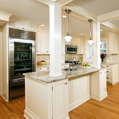 Installing Load Bearing Beam Design Ideas, Pictures, Remodel, and Decor