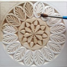 "587 Likes, 13 Comments - Tatiana Baldina (@tatbalcarvings) on Instagram: ""#chipcarving #woodwork #woodcarving"""