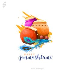 Janmashtami Creatives on Behance Janmashtami Greetings, Janmashtami Wishes, Krishna Janmashtami, Happy Janmashtami Image, Janmashtami Images, Diy Crafts Butterfly, Janmashtami Wallpapers, Happy Dussehra Wallpapers, Funny Cartoon Characters