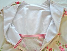 How to Make a Waist Stay . Free tutorial with pictures on how to sew in under 30 minutes by sewing and dressmaking with hook and grosgrain ribbon. How To posted by Handmade Jane. in the Sewing section Difficulty: Simple.