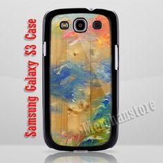 Unique Wood Samsung Galaxy S3 Case