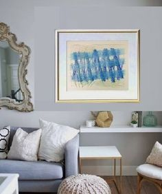 Original Abstract Drawing by Ichiro Yamamoto Original Paintings, Original Art, Sell My Art, Pastel Pencils, Artwork Online, Museum Of Modern Art, Abstract Styles, Magazine Art, My Room