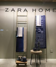 "ZARA HOME, London, UK, ""Your home should tell the story of who you are, and be a collection of what you love"", photo by Window Shoppings, pinned by Ton van der Veer"