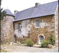 Manoir de Goas-Guen, Lannion, France