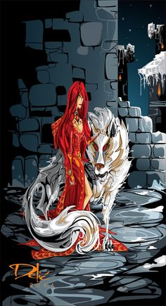 Fire and Ice by dejan-delic on deviantART