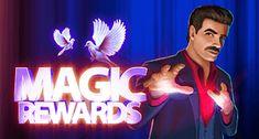 Online Casino Game: Magic Rewards at Maneki casino Casino Promotion, Online Casino Games, Slot, Magic