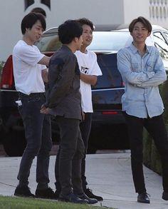 嵐 Kim Min, Guys, Oasis, Sons, Boys