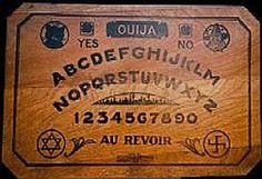 Old Ouija board