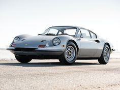 1972 Ferrari 246 Dino GT | Amelia Island 2015 | RM AUCTIONS