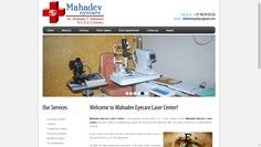 For top eye specialist,cataract surgery glaucoma surgery,squint,pediatrics ophthalmology,Diabetic Retinopathy,Best LASIK,Children's Eye Hospital in Naroda Ahmedabad visit: http://www.mahadeveyecare.in