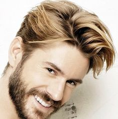 mens straight hairstyles 2018