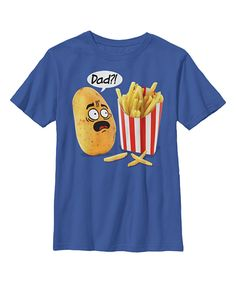 Take a look at this Royal Spud 'Dad' Tee - Boys today!