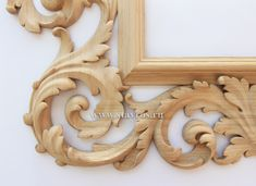 Wood Art Panels, Panel Art, Wood Framed Mirror, Wood Wall, Wood Carving Designs, Hand Carved, Carved Wood, Projects To Try, Moulding