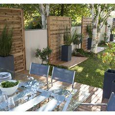 Jardin Brise Vue Jardin, Deco Terrasse, Terrasse Extérieure, 2 Ans,  Toujours,