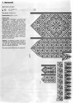 Scandinavian knit mittens love the people chain Knitted Mittens Pattern, Fair Isle Knitting Patterns, Knit Mittens, Knitting Charts, Knitted Gloves, Knitting Stitches, Knitting Socks, Knitting Designs, Knitting Projects