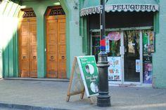 Yarnbombing Calle Esmeralda, Junio 2012.
