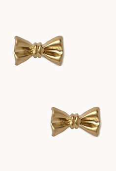 Bow Studs | FOREVER21 - 1000050863