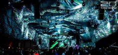 TIME WARP'S 20e Verjaardag, bereikt climax in Nederland