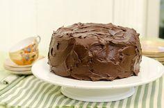 Har du festplaner i nærmeste fremtid? Da er dette kaken for deg å bake, for Kale, Food And Drink, Baking, Recipes, Collard Greens, Bakken, Backen, Postres