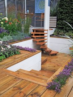 Wood is Most Common Material for Decking There are a variety of materials that can be used when building a deck. Wood is the most common material for decking. Make sure it is treated to prevent rot.